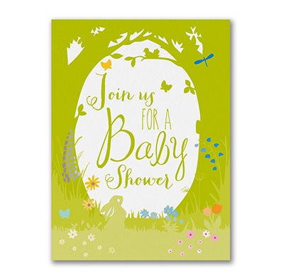 baby shower invitations for girl or for boy shower invites